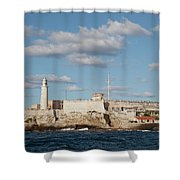 Cuba Havana, 2010 Shower Curtain