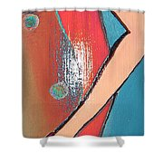 Fashion Art Shower Curtain