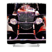 Ford Shower Curtain