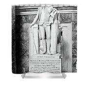 George Washington (1732-1799) Shower Curtain