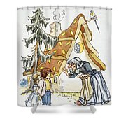Grimm: Hansel And Gretel Shower Curtain