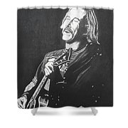 Jimmy Buffet 1975 Shower Curtain