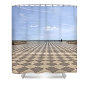 Livorno Shower Curtain