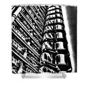 Lloyd's Of London Building Shower Curtain