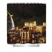 Madinat Jumeirah Shower Curtain