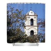 Ojai Tower Shower Curtain