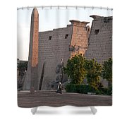 Scenes From Luxor Shower Curtain