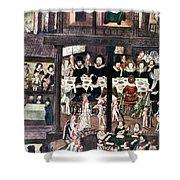 Sir Henry Unton (c1557-1596) Shower Curtain