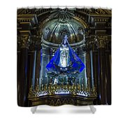 The Monastery Of San Francisco - Lima Peru Shower Curtain