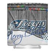 Toronto Blue Jays Shower Curtain