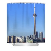 Toronto Shower Curtain