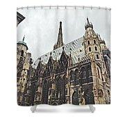 Vienna Austria Shower Curtain