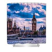 Westminster Shower Curtain