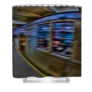 6095 In Motion Shower Curtain