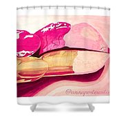 Sensuality Shower Curtain