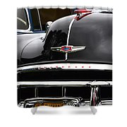Classic Chevy Shower Curtain
