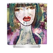 Beverly Shower Curtain