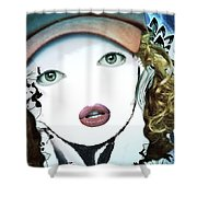 Claudia Shower Curtain