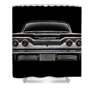 '63 Impala Shower Curtain