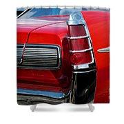 63 Pontiac Bonneville Shower Curtain