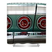 64 Impala Shower Curtain