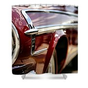 '64 Max Wedge Shower Curtain