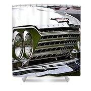 Chevy Impala Shower Curtain