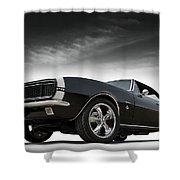 '67 Camaro Rs Shower Curtain