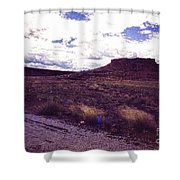 670 Sl Tuzigoot  2 Shower Curtain