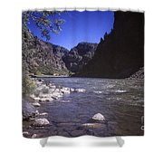 671 Sl Big River Shower Curtain