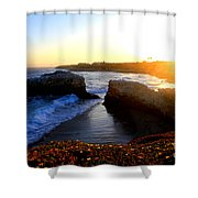 Untitled Shower Curtain by Chiara Corsaro
