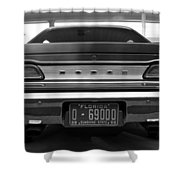 69 Super Bee Shower Curtain