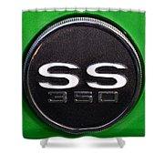 69 Super Sport Shower Curtain