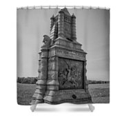 6th New York Cavalry  7d02260 Shower Curtain