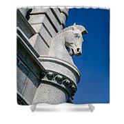 6th New York Cavalry Shower Curtain