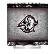 Buffalo Sabres Shower Curtain