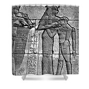 Cleopatra Vii (69-30 B.c.) Shower Curtain