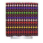 Infinity Infinite Symbol Elegant Art And Patterns Shower Curtain