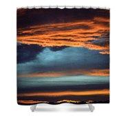 Nevada Skies Shower Curtain