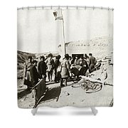 Russo-japanese War, C1905 Shower Curtain