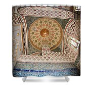 Topkapi Sarayi Palace Istanbul Turkey Shower Curtain