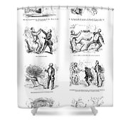 Ulysses S Shower Curtain