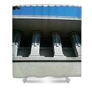 Unity Temple Shower Curtain