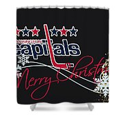 Washington Capitals Shower Curtain