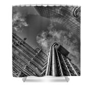 Willis Group And Lloyd's Of London Shower Curtain