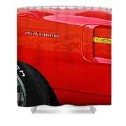 '70 Road Runner Shower Curtain