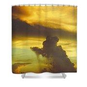 Sky Scape Shower Curtain
