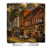7th Avenue Shower Curtain by Marvin Spates