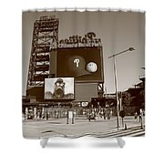Citizens Bank Park - Philadelphia Phillies Shower Curtain
