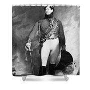 George Iv (1762-1830) Shower Curtain